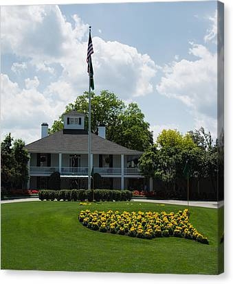 Augusta National  Canvas Print