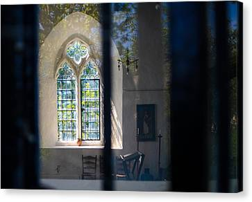 Augustinian Reflection Canvas Print