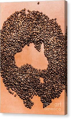 Land Art Canvas Print - Australia Cafe Artwork by Jorgo Photography - Wall Art Gallery