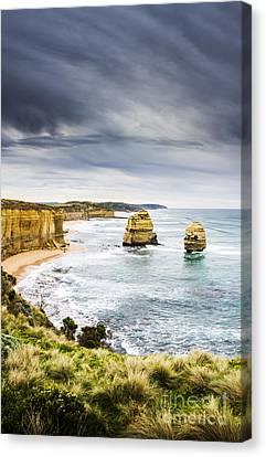 Australian Natural Wonders Canvas Print