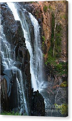 Australian Waterfall Grampians Canvas Print