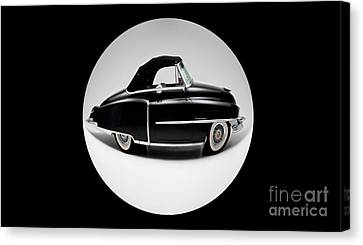 Distortion Canvas Print - Auto Fun 01 - Cadillac by Variance Collections
