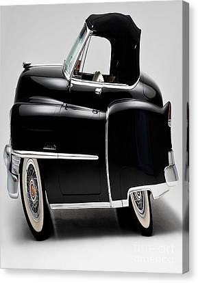 Distortion Canvas Print - Auto Fun 02 - Cadillac by Variance Collections