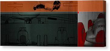 Autounion 1 Canvas Print