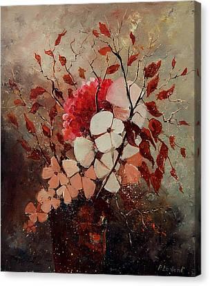 Autumn Bunch Canvas Print by Pol Ledent
