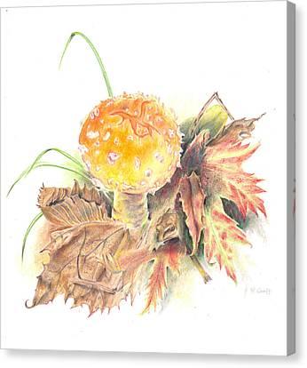 Autumn Idyll Canvas Print