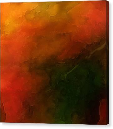 Autumn Moods 3 Canvas Print