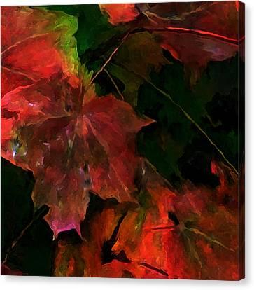 Autumn Moods 5 Canvas Print