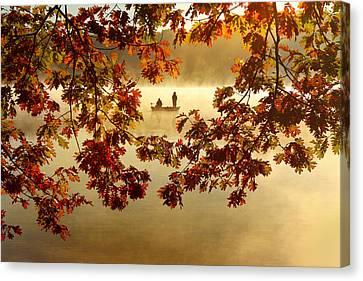 Autumn Nostalgia Canvas Print by Rob Blair