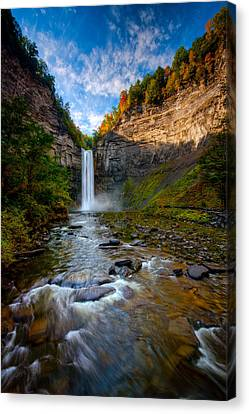 Autumn Riches Canvas Print by Neil Shapiro