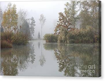 Autumn Scenery Canvas Print