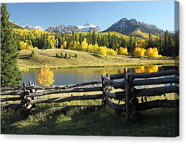 Autumn Serenade Canvas Print