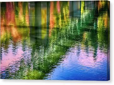 Autumn Span  Canvas Print
