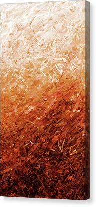 Autumn Sunrise - Desert Canvas Print by Julie Turner