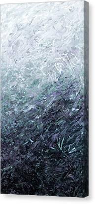 Autumn Sunrise - Ocean Canvas Print by Julie Turner