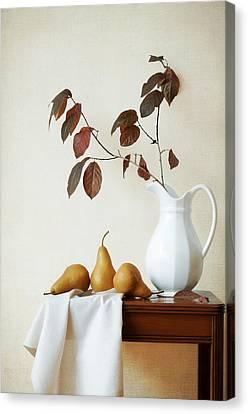 Autumn Tableau Canvas Print