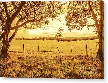Autumn Vista Canvas Print by Jorgo Photography - Wall Art Gallery