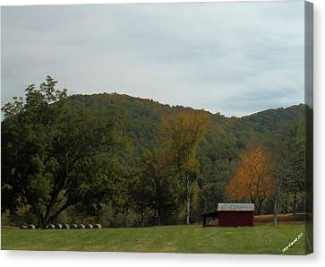 Autumnfall Canvas Print