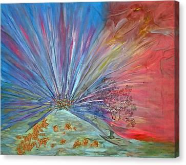 Avalon Canvas Print by Marie Halter