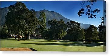 Avila Frome Hole18 Canvas Print