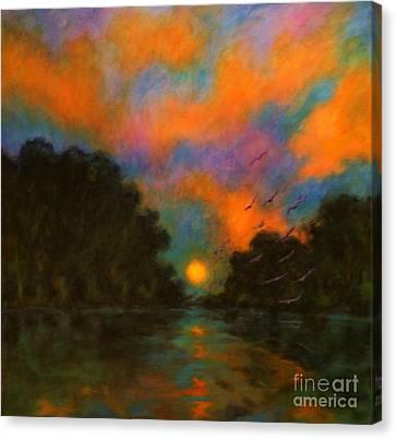 Awaken The Dream Canvas Print