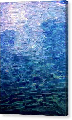 Awakening From The Depths Of Slumber Canvas Print by David Lane