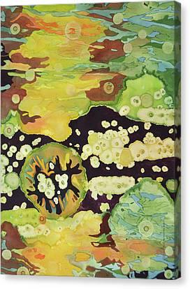 Awakening Canvas Print by Lynda Hoffman-Snodgrass