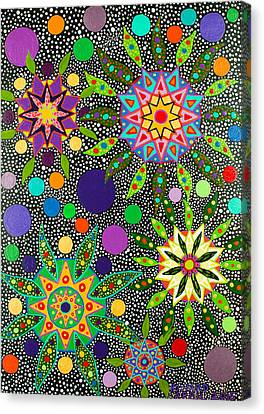 Ayahuasca Vision May 2015 Canvas Print
