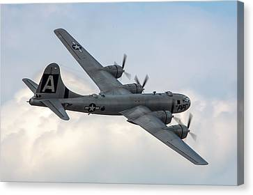 B-29 Superfortress Canvas Print