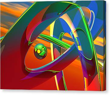 B45h Canvas Print by Scott Piers