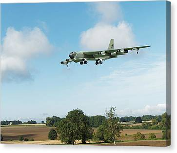 B52 Stratofortress Canvas Print