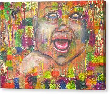 Baby - 1 Canvas Print