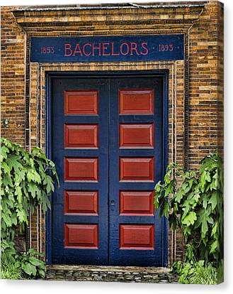 Bachelors Barge Club Canvas Print by Stephen Stookey