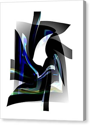 Back To Life  Canvas Print by Thibault Toussaint