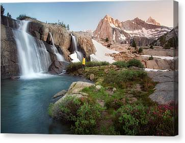 Backcountry Views Canvas Print