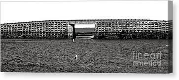 Bailey Island Bridge Canvas Print