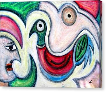 Bake It By Rafi Talby Canvas Print by Rafi Talby