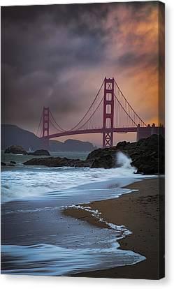 Bryce Canvas Print - Baker's Beach by Edgars Erglis