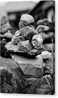 Balanced Canvas Print by Dean Harte