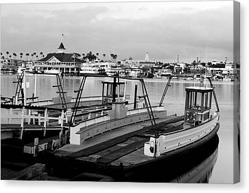 Balboa Ferry Canvas Print by Eric Foltz