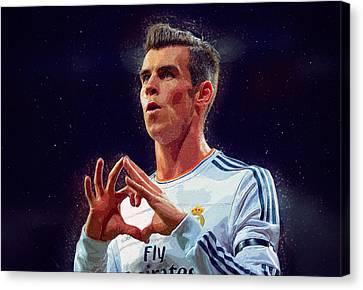 Bale Canvas Print