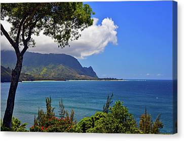 Bali Hai Hawaii Canvas Print