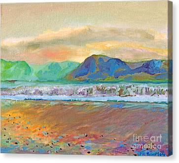 Ballenskelligs Bay Canvas Print