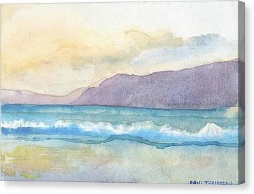Ballenskelligs Beach Canvas Print