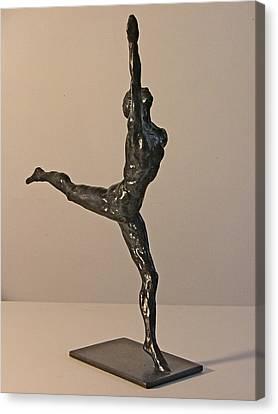 Ballerina Canvas Print by Gary Kaemmer