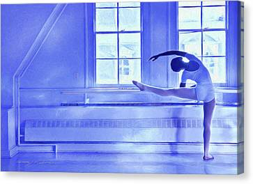Ballet Canvas Print by George Robinson