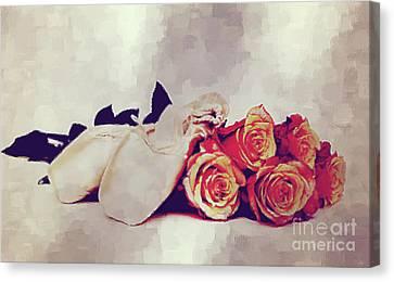 Ballet Still Canvas Print