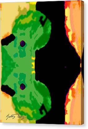 Balls Canvas Print