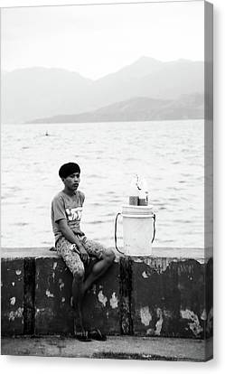Balut And More Canvas Print by Jez C Self