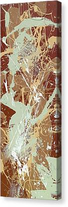Bamboo Forest I Canvas Print by Dan Houston